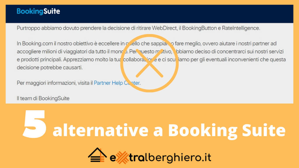 alternative a booking suite