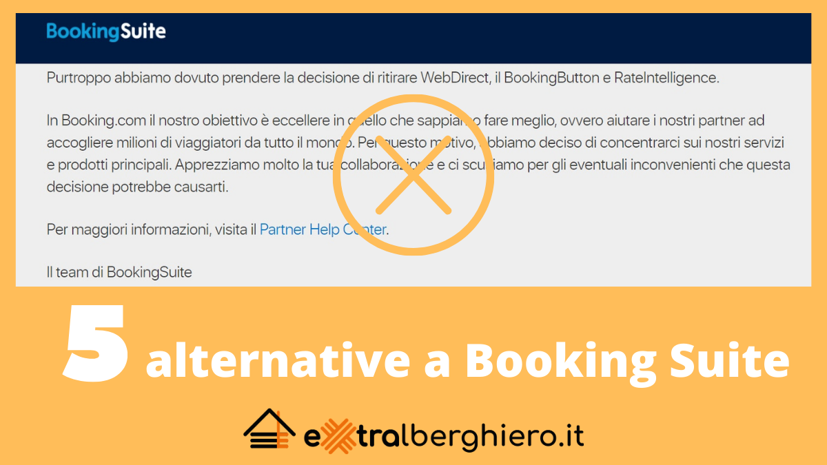 alternative a booking suite