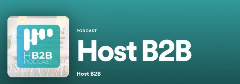 Podcast Hostb2b: cosa accadrà nell'extralberghiero nel 2021