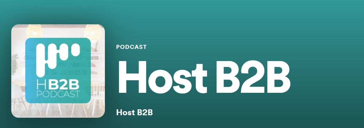 podcast 2021 hostb2b